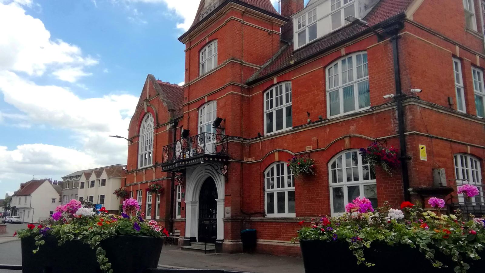 Waltham Abbey Town Hall